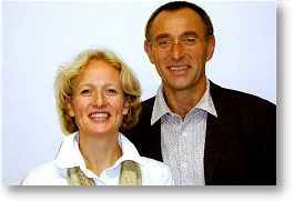Alexandra von Rohr & Joachim Graff