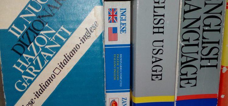 Come scegliere un buon dizionario inglese?