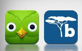 Impara le lingue con Duolingo e Busuu