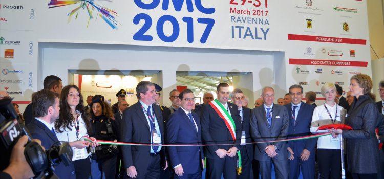 Traduttori simultanei all'OMC 2017 di Ravenna