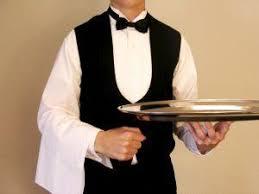 Quali sono le frasi in inglese utili per un cameriere?