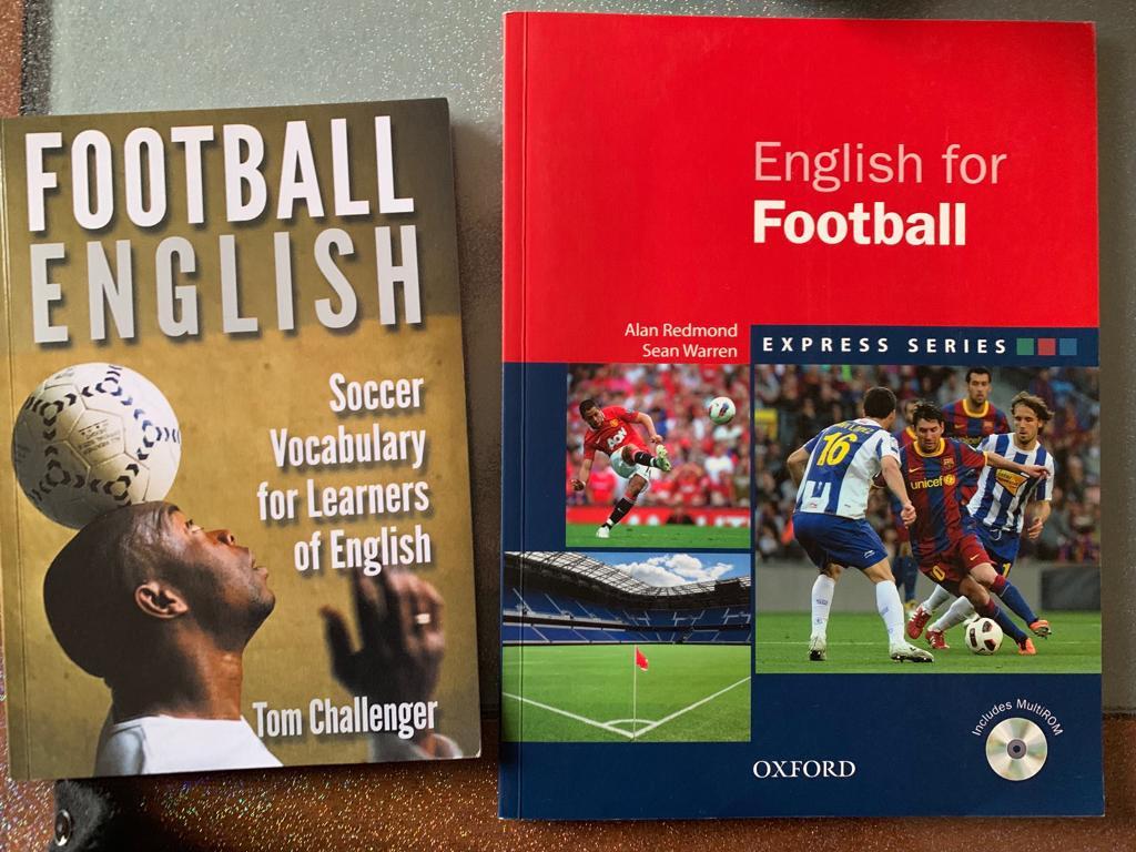 corsi di lingua settoriali: l'inglese per il calcio