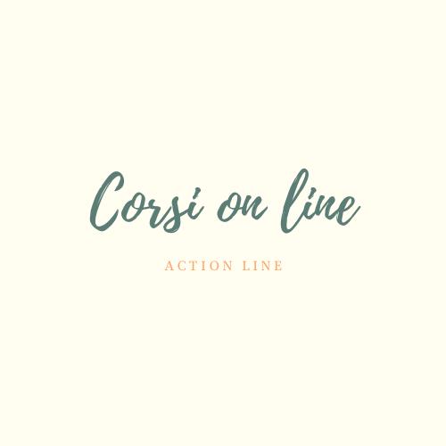 Corsi on line
